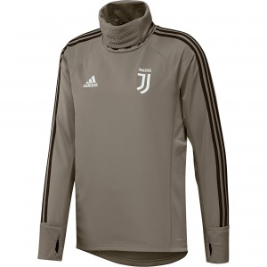 ADIDAS JUVENTUS WARM TOP GRIS 2018/2019