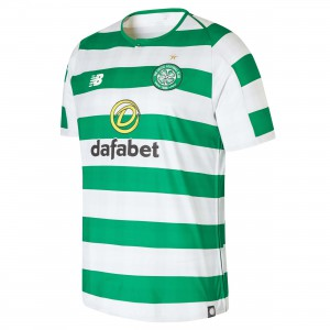 NEWBALANCE CELTIC MAILLOT DOMICILE 2018/2019