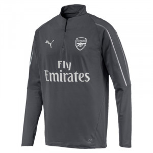 PUMA ARSENAL TRG TOP GRIS 2018/2019