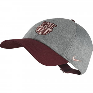 NIKE BARCELONE CASQUETTE GRIS 2018/2019