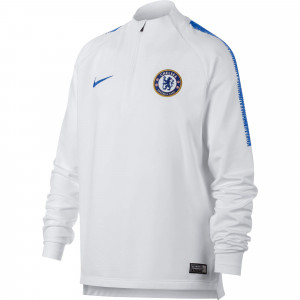 NIKE CHELSEA TRG TOP JUNIOR BLANC 2019