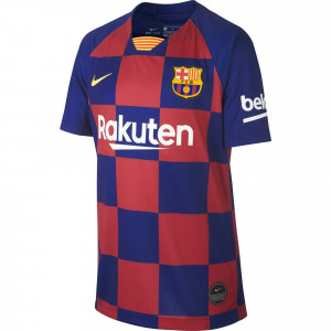 NIKE BARCELONE MAILLOT DOMICILE JUNIOR 2019/2020