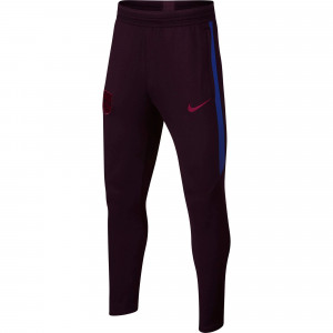 NIKE BARCELONE TRG PANT JUNIOR BORDEAUX 2019/2020