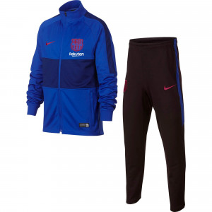 NIKE BARCELONE PRE SUIT KNIT JUNIOR BLEU 2019/2020