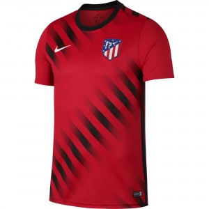 NIKE ATLETICO MADRID TRG JSY PRE MATCH ROUGE 2019/2020