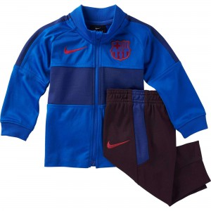 NIKE BARCELONE PRE SUIT BABY BLEU 2019/2020