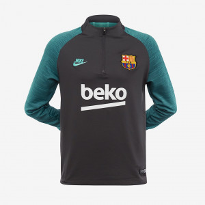 NIKE BARCELONE TRG TOP JUNIOR GRIS 2019/2020