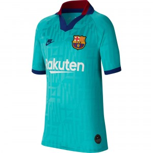 NIKE BARCELONE MAILLOT THIRD JUNIOR 2019/2020