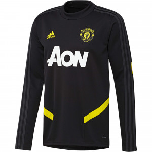 ADIDAS MANCHESTER UNITED TRG TOP NOIR 2019/2020