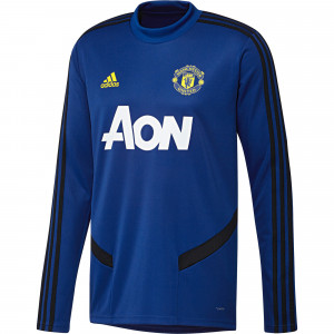 ADIDAS MANCHESTER UNITED TRG TOP JUNIOR ROY 2019/2020