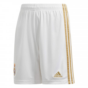 ADIDAS REAL MADRID SHORT DOMICILE JUNIOR 2019/2020