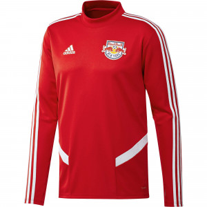 ADIDAS NEW YORK REDBULL TRG TOP ROUGE 2019/2020