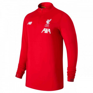 NEWBALANCE LIVERPOOL TRG TOP ROUGE 2019/2020