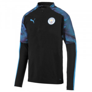 NIKE MANCHESTER CITY TRG TOP NOIR 2019/2020