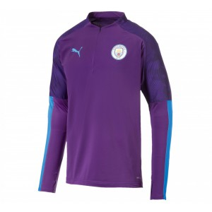 NIKE MANCHESTER CITY TRG TOP VIOLET 2019/2020