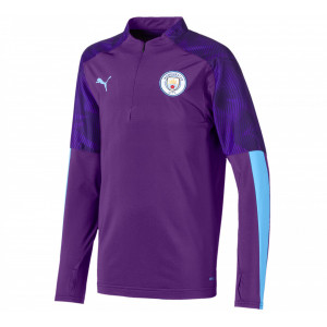 NIKE MANCHESTER CITY TRG TOP JUNIOR VIOLET 2019/2020