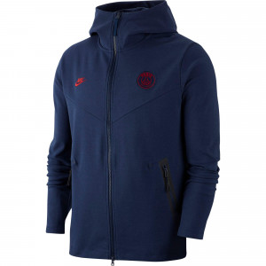 NIKE PSG TECH FLEECE JKT MARINE 2019/2020