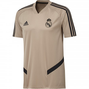ADIDAS REAL MADRID MAILLOT ENTRAINEMENT OR 2019/2020