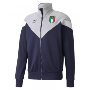 PUMA ITALIE ICONIC JKT MARINE 2020/2021