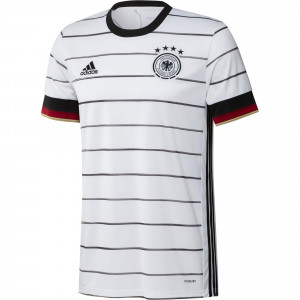 ADIDAS ALLEMAGNE MAILLOT DOMICILE BLANC 2020