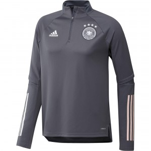 ADIDAS ALLEMAGNE TRG TOP ANTHRACITE 2020