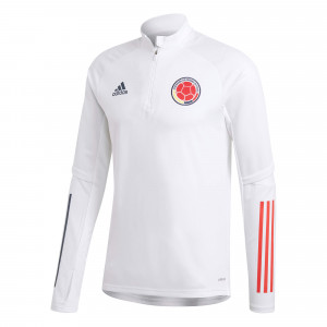 ADIDAS COLOMBIE TRG TOP BLANC 2020