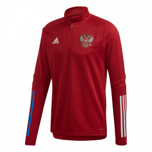 ADIDAS RUSSIE TRG TOP ROUGE 2020