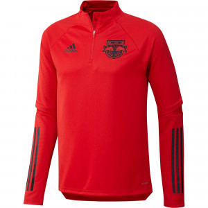 ADIDAS NEW YORK REDBULL TRG TOP ROUGE 2020