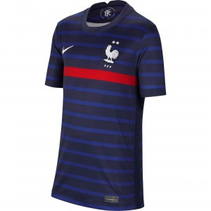 NIKE FFF MAILLOT DOMICILE JUNIOR 2020
