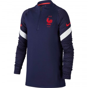 NIKE FFF TRG TOP JUNIOR MARINE 2020