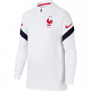 NIKE FFF TRG TOP JUNIOR BLANC 2020