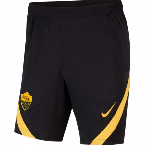 NIKE AS ROMA TRG SHORT NOIR 2020/2021