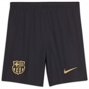 NIKE BARCELONE SHORT DOMICILE JUNIOR 2020/2021