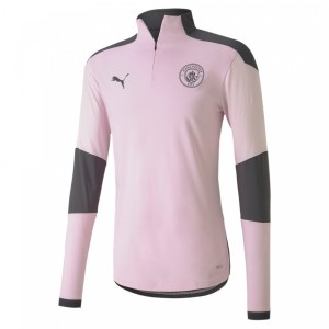NIKE MANCHESTER CITY TRG TOP ROSE 2020/2021