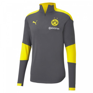 PUMA DORTMUND TRG TOP ANTHRACITE 2020/2021