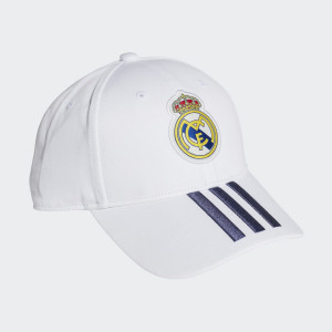 ADIDAS REAL MADRID CASQUETTE BLANC 2020/2021