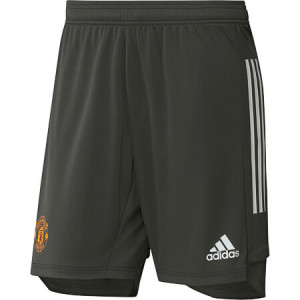 ADIDAS MANCHESTER UNITED TRG SHORT GRIS 2020/2021