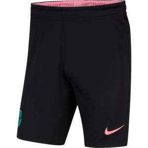 NIKE BARCELONE SHORT THIRD NOIR 2020/2021