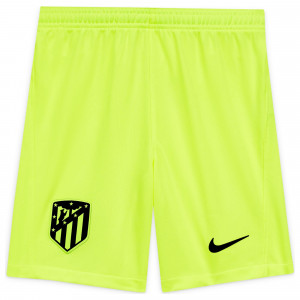 NIKE ATLETICO MADRID SHORT DOMICILE JUNIOR 2020/2021