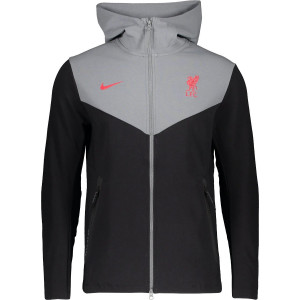 NIKE LIVERPOOL TECH FLEECE JKT NOIR 2020/2021