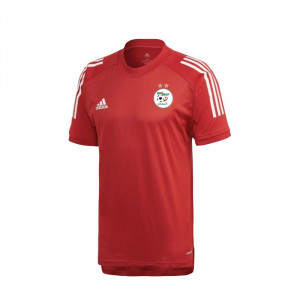 ADIDAS ALGERIE TRG JSY ROUGE 2021