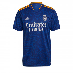 ADIDAS REAL MADRID MAILLOT EXTERIEUR 2021/2022