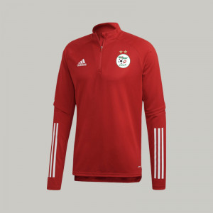 ADIDAS ALGERIE TRG TOP ROUGE 2021