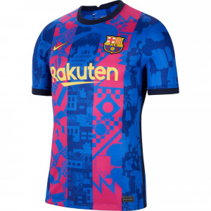 NIKE BARCELONE MAILLOT THIRD 2021/2022