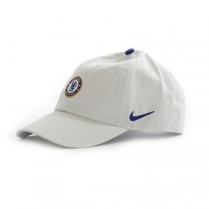 NIKE CHELSEA CASQUETTE BLANC 2107/2018