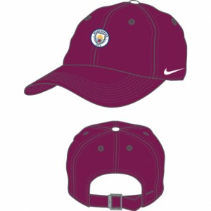 NIKE MANCHESTER CITY CASQUETTE VIOLET 2017/2018