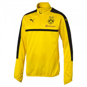 PUMA DORTMUND TRAINING TOP JAUNE 2016/2017