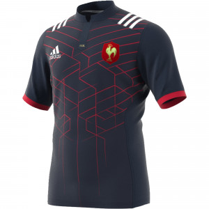 ADIDAS FFR RUGBY MAILLOT DOMICILE 2016/2017